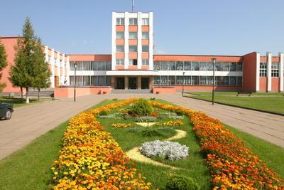 Районный Дом культуры г. п. Круглое