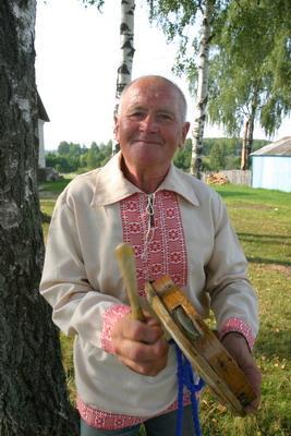 A. A. Kharkevich, a craftsman