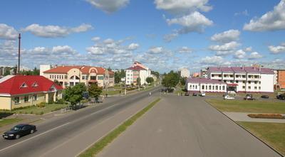 Виды города