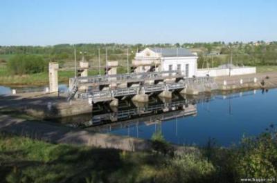 Тетеринское водохранилище